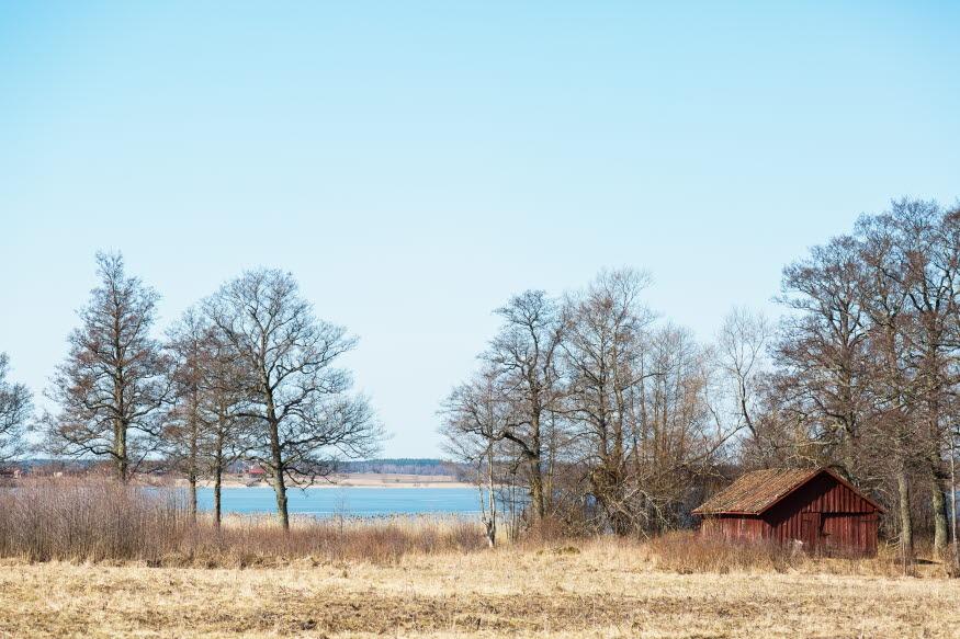Sjön Öljaren, foto: Josefine Karlsson